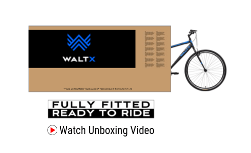 Watlx Fully Fitted Ready To Ride | Watch Unboxing Video